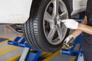Rezervirajte menjavo pnevmatik